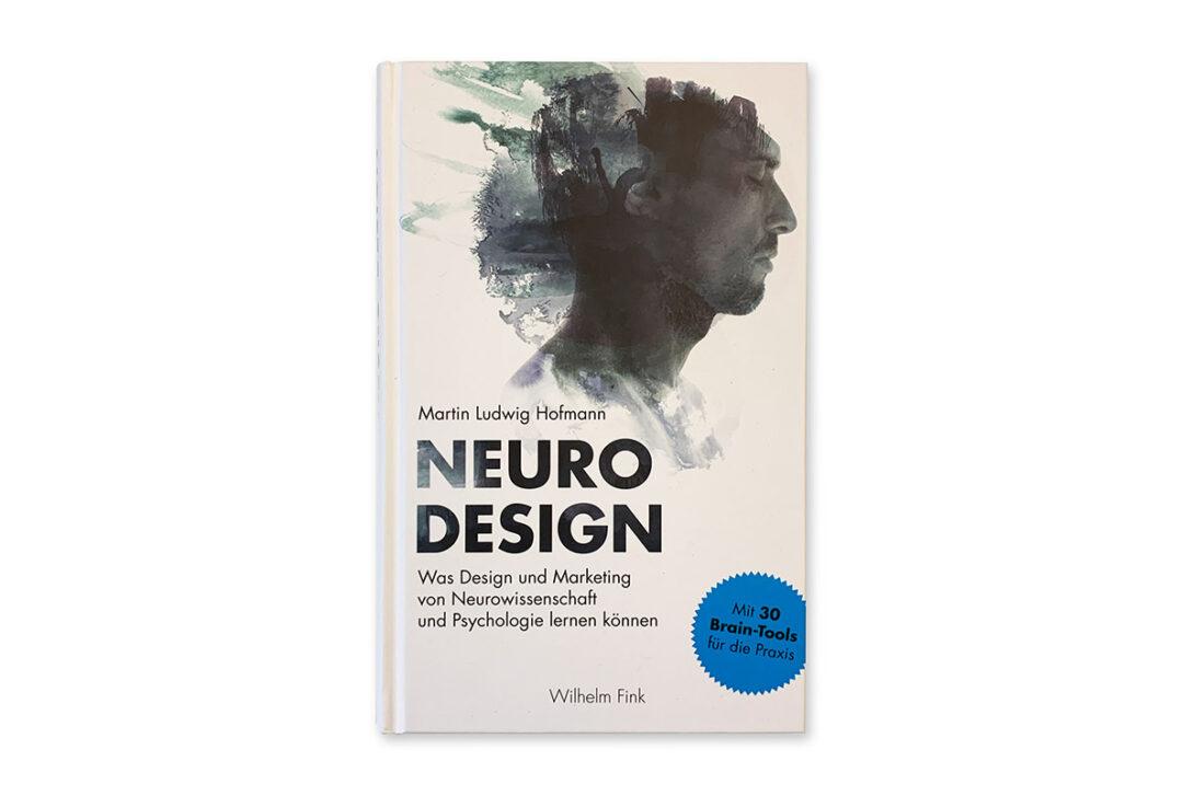 Cover des Buches Neuro Design – Was Design und Marketing von Neurowissenschaft und Psychologie lernen können